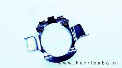 H7 lamp adaptors set voor Audi BMW Mercedes-Benz Skoda VW Nissan Vauxhall. (12.H7.OA.03)