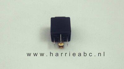 6 volt relais 30/40 Ampére DC 5 polig ( RELAIS.05.56 )